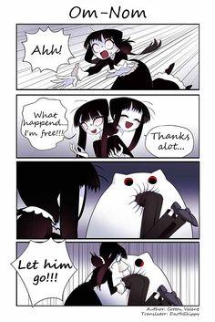 Creepy Cat Chapter 57: Om-Nom page 1 - M.MangaBat.com