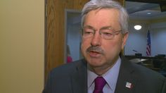 Branstad talks to KCCI about just approved cannabis oil bill House Of Representatives, Local News, Link, Board, Top, Crop Shirt, Planks, Shirts
