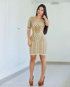 Imagenes de bianca anchieta dress