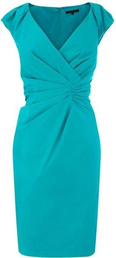 Simple dress to have on hand.  Can be dressed up or down depending on event.