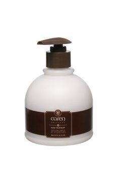 Caren Original Pump Hand Treatment - Brown Sugar - 12 oz