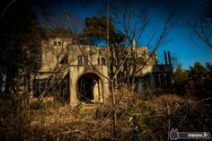 The House of Freedom   Haikyo - Urban Exploration in Japan