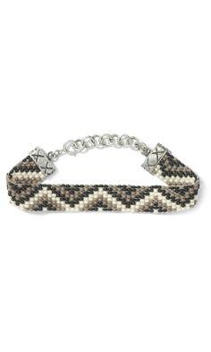 Paige Patterned Bracelet - Club Monaco Bracelets - Club Monaco
