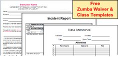 Zumba Instructor Legal Requirements