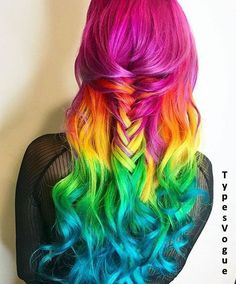 If you are looking new prettiest Hair Color Trends for the stylish girls in 2018? Then you are right place here. This stunning looks shades with mix color painted hair color suggestion for our girls and women. They will not only a beautiful color but you can apply this hair color for your next event in 2018.