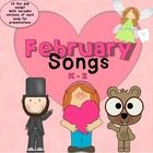 Sing along to these fun songs with your students! This is an album of 10 catchy pop songs all under the theme of February. Each song comes with a ...