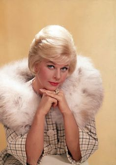 Doris Day -- Sunshine Overcame Abuse - Her first husband abused her, and pulled a gun on her, but Doris escaped and remained upbeat and positive