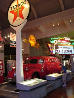 Henry Ford Museum, Dearborn, Michigan