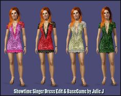 Julie J's Sims stuff archive