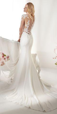 Colet by Nicole Spose 2019 Wedding Dresses #bridalgown #weddingdress #weddings #weddingideas