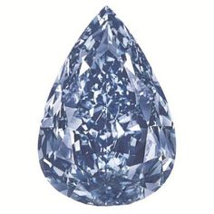 The Blue - a 13.22ct Fancy Vivid Blue