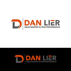 Dan Lier Sales Mastery and Peak Performance Logo by aufArt