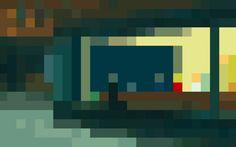 The Desktop Wallpaper Project featuring BJ Heinley