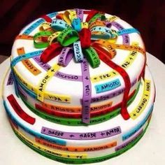 Facebook Brazil Party, Tropical Desserts, Happy Birthday, Birthday Cake, Cake Art, Sweet 16, Party Themes, Candy, Baking