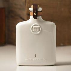Fancy - Ceramic Flask by Misc. Goods Co.