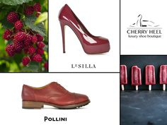 Raspberry taste: Get chic and unique style for day and night. Choose #Pollini to stay chilled and #LeSilla to be flawless! Enjoy the LAST WEEK OF BIG SUMMER #SALES IN CHERRY HEEL. Come to C/ Mallorca 273 and Pso Del Born 36, #Barcelona or shop online at www.cherryheel.com!   #shoppingbarcelona #shoponline #musthaves #justforyou #bestshop #bestshoes #calzadoexclusivo #compraonline #iloveshoes #verano #lujo #роскошь #модно #стильно #обувь #лето #шоппингвбарселоне #барселона #распродажа