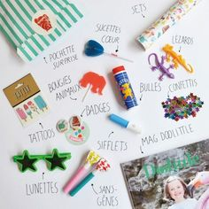 What to put in party bags? Here are some great ideas...#parties #kids