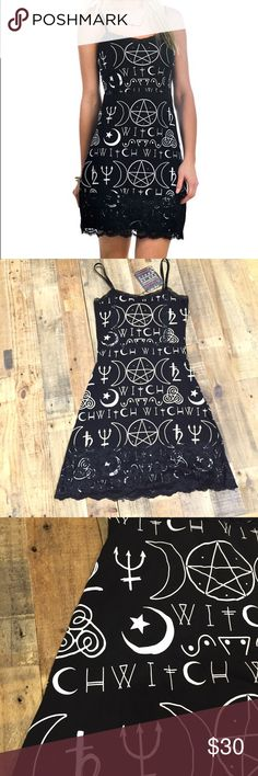 Rat Baby Witch Dress 🌿NWT 🌿 🌿 READ MY SHOP POLICIES LISTING🙏🏽They Are Important too fast Dresses Midi