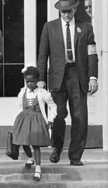 Introduce your students to Ruby Bridges and her role in the civil rights movement using these resources and books.