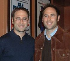 """Randall J. """"Randy"""" Sklar and Jason Sklar (born January 12, 1972), professionally known as the Sklar Brothers, are identical twin comedians and sportscasters. They formerly hosted the show Cheap Seats on ESPN Classic. Randy and Jason grew up in suburban St. Louis."""