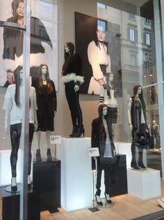 "H&M,""Taking Fashion to New Heights"", pinned by Ton van der Veer"