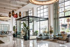 Un emblema Decor, Furniture, Oversized Mirror, Hotel, Home Decor, Hotels Design, Mirror