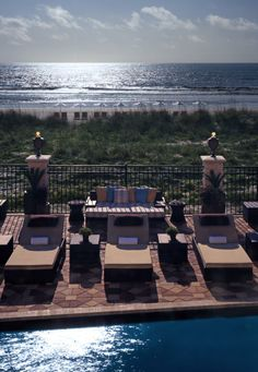 Step into an oceanfront realm of exhilarating sophistication and authentic luxury. One Ocean Resort Hotel & Spa in Atlantic Beach, Florida offers incomparable five-diamond elegance with a unique twist on intuitive service.