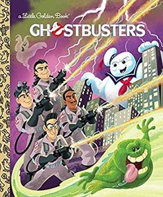 "Read ""Ghostbusters (Ghostbusters)"" by John Sazaklis available from Rakuten Kobo. For over 30 years the original Ghostbusters movie has been giving fans of all ages laugh-out-loud thrills and chills. Original Ghostbusters, Ghostbusters Party, The Real Ghostbusters, Die Geisterjäger, Halloween Books For Kids, Halloween Parties, Ghost Busters, Thing 1, Little Golden Books"