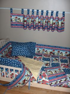 I must have this. Preston would love it!  International Harvester / Farmall Crib Bedding SET by 1723diane, $300.00