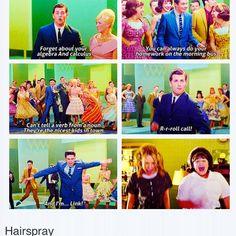 Hairspray- Nicest Kids in Town. <3 zac efron & james marsden.