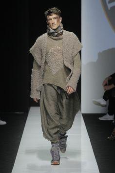 Look 18 at Vivienne Westwood #AW1516 MAN