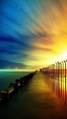Colorful Coast