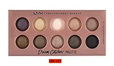 NYX PROFESSIONAL MAKEUP Dream Catcher Palette, Dusk Till Dawn, 0.56  Price:	$8.36 Dusk Till Dawn, Nyx Cosmetics, Professional Makeup, Dream Catcher, Palette, Eyeshadow, Products, Palette Table, Eye Shadow