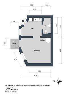 Scandinavian studio apartment inspiring a cozy, inviting ambiance