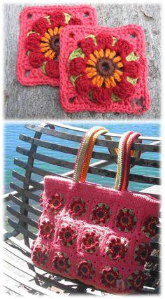 Cestona Mandello crochet pattern by NTmagliaCrochet on Etsy