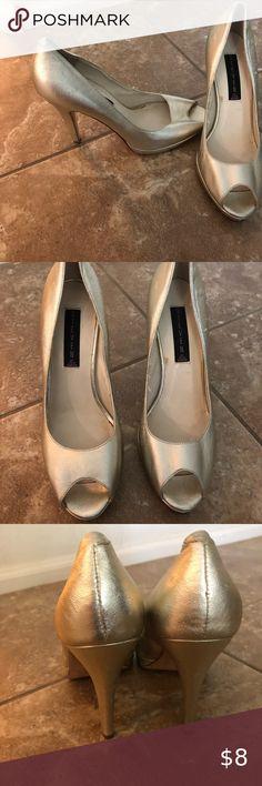 "4.5/"" High Heel Shoes Rhean Orange Vegan Suede Open Toe Strappy Stiletto"