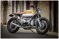 '83 BMW R80 - Down & Out Café Racers - Pipeburn - Purveyors of Classic Motorcycles, Cafe Racers & Custom motorbikes