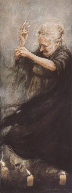 "lunasabatica:  ""Jean-Baptiste Monge: Spelling Witch.  """