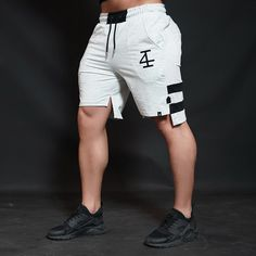 2017 new summer shorts man five minutes of men's Shorts fitness Han edition cotton Shorts