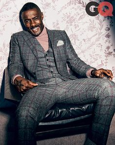 Idris Elba for GQ Magazine | Tom & Lorenzo