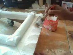 Disney Backdrop Theming, Polystyrene / Styrofoam Carving by Sculpture Studios Rustic Wall Decor, Metal Wall Decor, Metal Wall Art, Foam Carving, Styrofoam Crafts, Roman Clock, Kids Play Spaces, Glas Art, Metal Clock