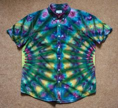 Another Awesome Shirt by AUDACIOUS TIE DYES