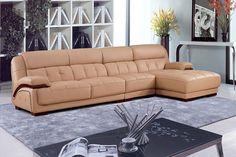 Mẫu ghế sofa da mã D33 được chúng tôi thiết kế theo phong cách Châu Âu, mang đến cảm giác cực kì thoải mái, hiện đại, thể hiện được đẳng cấp người sử dụng ở đó.