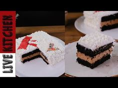 Kitchen Living, Baking, Cake, Desserts, Food, Youtube, Tailgate Desserts, Deserts, Bakken