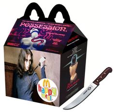 """""""Possession"""" Happy Meal"""