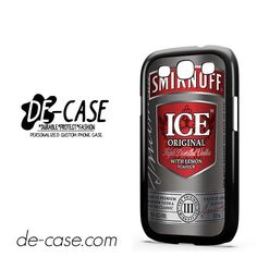 Smirnoff Ice Original DEAL-9731 Samsung Phonecase Cover For Samsung Galaxy S3 / S3 Mini