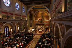 Catholic Church, San Antonio, TX