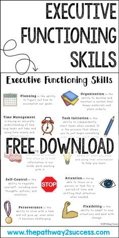 FREE Executive Funct