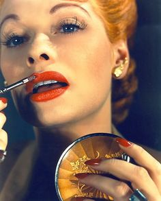 Lucille Ball - one of the best photos of her I think I've ever seen