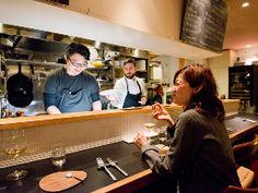 東京から移住のローフード美女が福岡でハマったはしご酒の楽しさ Dressing